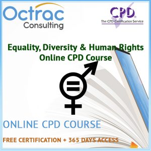 Equality, Diversity & Human Rights Training | Online CPD Course