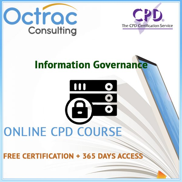Information Governance Training | Online CPD Course
