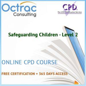 Safeguarding Children - Level 2 - Online CPD Course