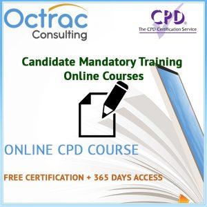 Candidate Mandatory Training | Online Course