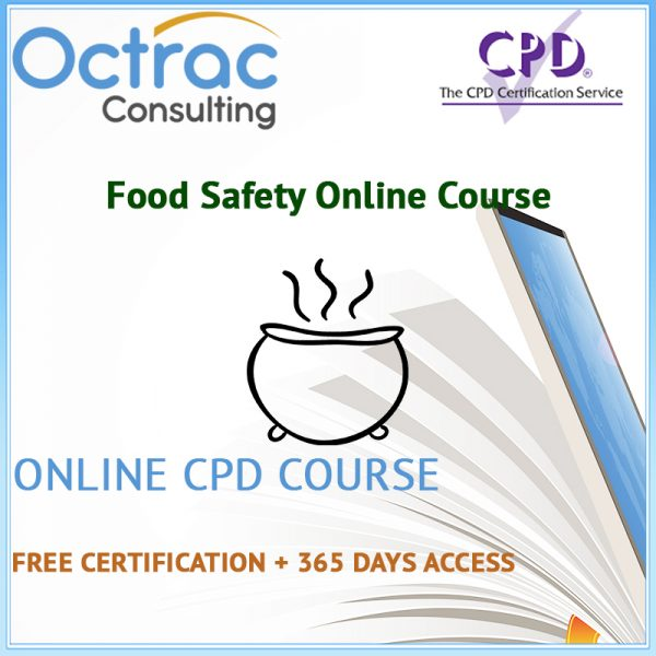 Food Safety Training | Online CPD Course