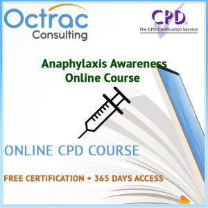 Anaphylaxis Training | Online CPD Course