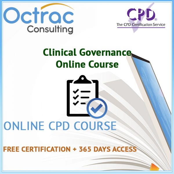 Clinical Governance Training | Online CPD Course