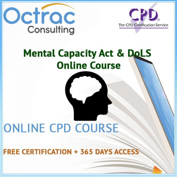 Mental Capacity Act & DoLS Training | Online CPD Course