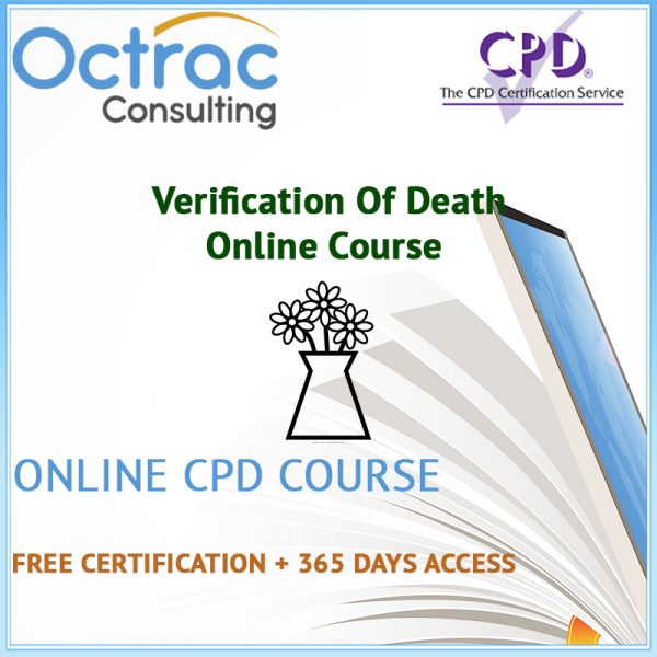 Verification Of Death Training | Online CPD Course