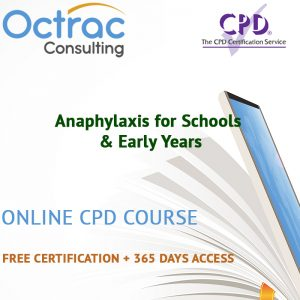 Anaphylaxis for Schools Training Course