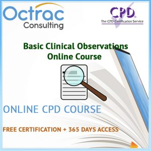 Basic Clinical Observations Training | Online CPD Course