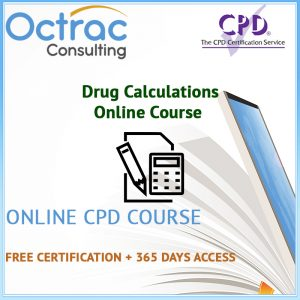 Drug Dosage Calculations Training | Online CPD Course