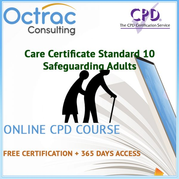 Care Certificate Standard 10 | Safeguarding Adults