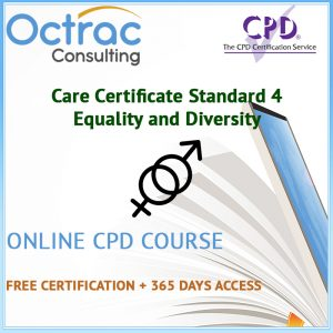 Care Certificate Standard 4 | Equality and Diversity