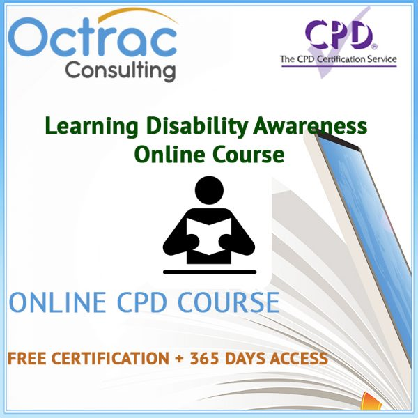 Learning Disability Awareness Training | Online CPD Course