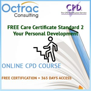 Your Personal Development - Care Certificate Standard 2 Training | Health & Social Care