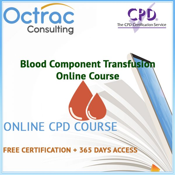 Blood Transfusion Training | Online CPD Course