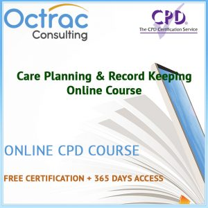 Care Planning Training | Online CPD Course