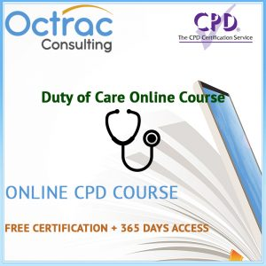 Duty of Care Training | Online CPD Course