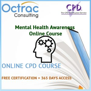 Mental Health Awareness Training | Online CPD Course