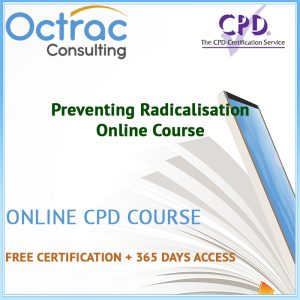 Preventing Radicalisation Training Level 2 | Online CPD Course