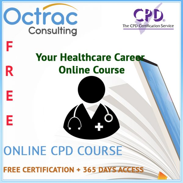 Your Healthcare Career Online Course | Health & Social Care