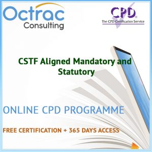 CSTF Aligned Mandatory and Statutory - Online CPD Courses