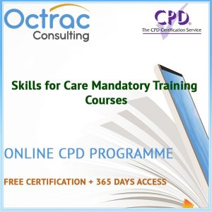 Skills for Care Mandatory Training Courses