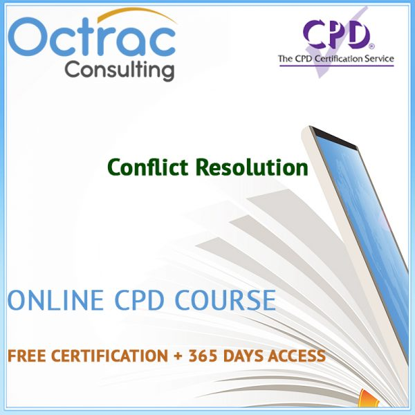 Conflict Resolution – Online CPD Course