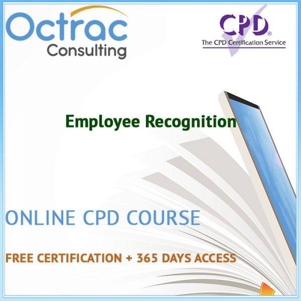 Employee Recognition – Online CPD Course