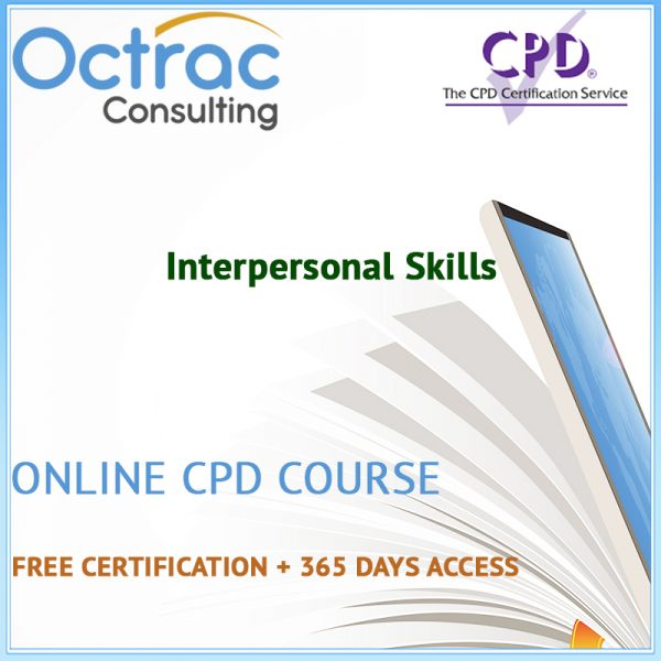 Interpersonal Skills – Online CPD Course
