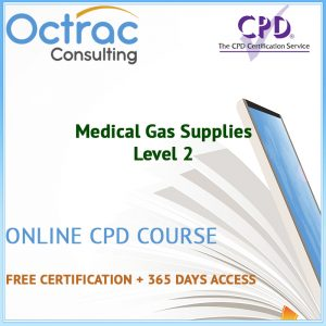 Medical Gas Supplies - Online CPD Course