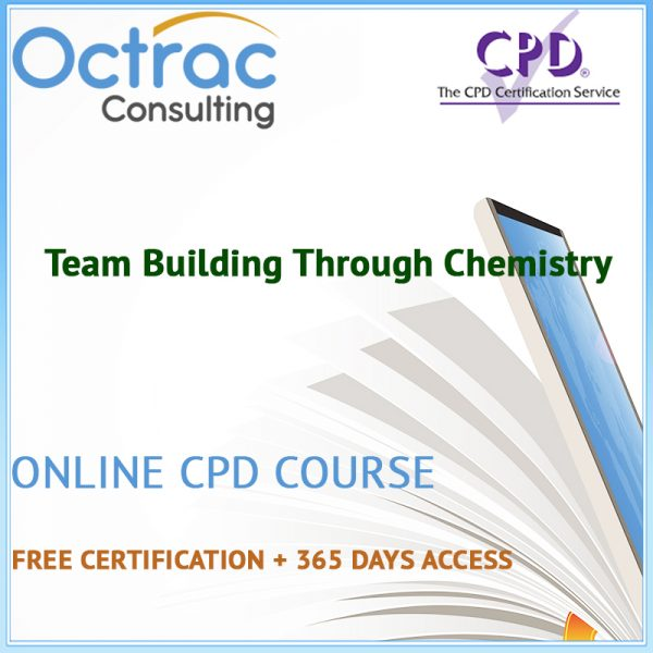 Team Building Through Chemistry – Online CPD Course