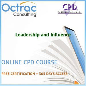 Leadership and Influence - Online CPD Course