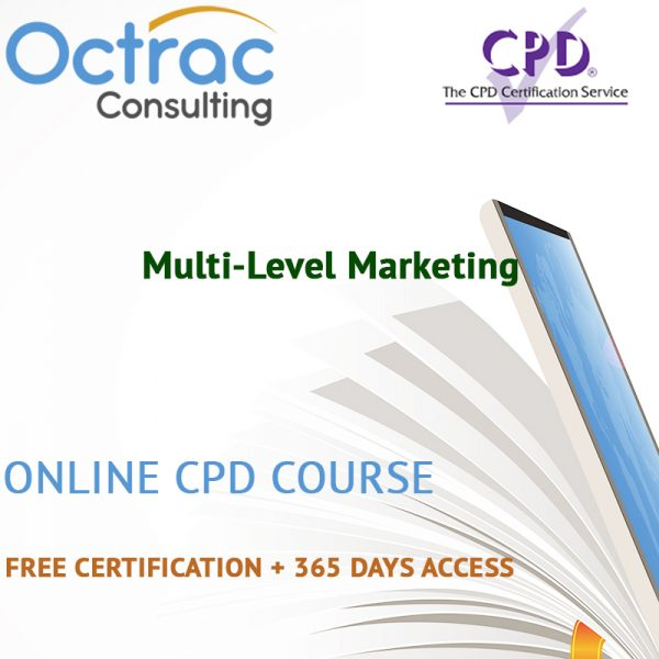 Multi-Level Marketing – Online CPD Course