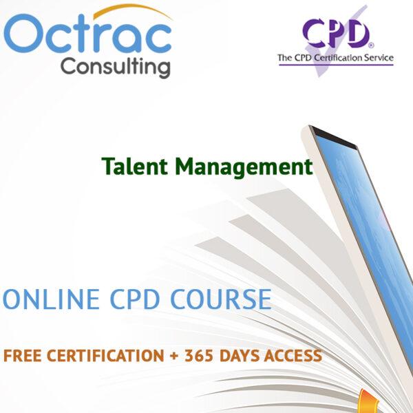 Talent Management – Online CPD Course