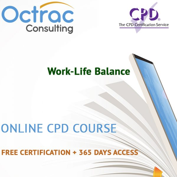 Work-Life Balance – Online CPD Course